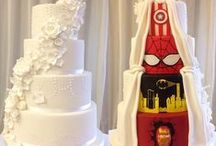 Cake Decorating / Cakes for all occasions: Designer, Arty, Weird, Beautiful, Funny, Exquisite.......