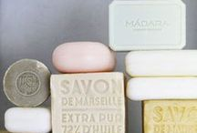 Soaps / Colorful soaps
