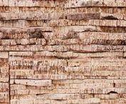 Le liège dans la déco / L'écorce du chêne liège séduit aujourd'hui les designers et les objets en liège arrive dans nos intérieurs pour une déco tendance et écolo