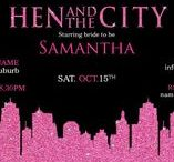 Sex and the City Party Theme! / Get the party started with a Sex and the City Party theme!