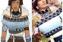 Cosplay ♥ Kostüme selber machen / Hast Du Lust einfach mal in eine andere Rolle zu schlüpfen? Dann bist Du beim Thema Cosplay genau richtig. Kostüme selber machen, Perücken frisieren & Charaktere spielen sowie neu erfinden.