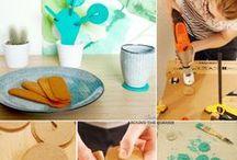 Tuto DIY pour la maison / Voila comment faire vos DIY pour la maison et décorer votre intérieur avec vos propres créations déco