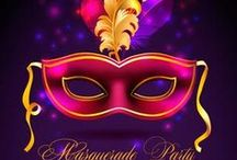 Masquerade Party Ideas / Masquerade party ideas for adults, masquerade party ideas birthdays.  Masquerade Ball ideas help create an opportunity for event full of elegance, mystique and intrigue
