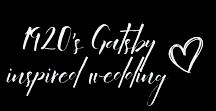 1920'S GATSBY INSPIRED WEDDING