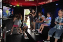 Mobile Video Game Theaters / Friends and Colleagues that own Mobile Video Game Trucks across the country. Book one today! / by Rolling Arcade