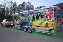Birthday Party Ideas - Mobile Game Theater Parties!  / Mobile Video Game Parties, Fun activities, Decorating ideas...  / by Rolling Arcade
