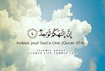 Quran - Spoken words of Allah (God) / by Ribbonofbirds - 상인 발렃