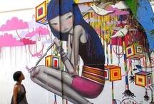 Urban/Street Art that catches our eye.