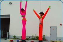 Air Dancers / Call us at (626) 579-4454