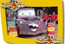 Schaeffer Oil | Tow Mater / Schaeffer oil is an excellent choice for any motor application.  Visit us at http://www.buyschaefferoil.com / by Richard Imus