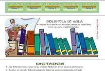Comprensión de lectura / Páginas dirigidas a la práctica de la comprensión lectora