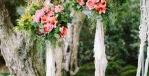 Bohemian Wedding Ideas / Bohemian/ Boho wedding theme ideas.