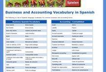 Spanish for business / Páginas web y otros recursos relacionados con la enseñanza del español para los negocios