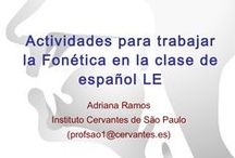 Fonética  / Páginas y recursos dedicados a la fonética del español.