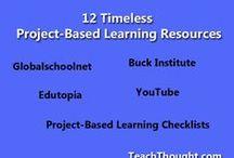 Project-Based Learning. Aprendizaje por proyectos / Metodología de la enseñanza por proyectos aplicada a la enseñanza.