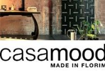CASA MOOD / It was 2006 when the first edition of Casamood appeared on the desks of interior designers.  The latest Florim brand was born with a clear mission: decoration of interior space through new relationships between materials.  The brand is devoted to the project rather than to the product. Interpreting space in its global connotation with the sole aim of identifying the perfect mood for each environment.