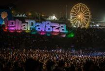 Inflatable for Lollapalooza / Lollapalooza Inflatable Sign