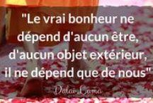 Jour après jour, c'est un bon jour. / Day after day, it is a good day --- Citations / Quotes