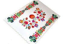 Podkładki na stół / Table pads / Dekoracyjne podkładki na stół / Decorative table pads