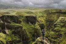 Travel - Scandinavia / Travel inspiration in Iceland, Denmark, Norway, Sweden and Finland