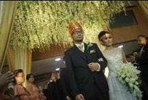 Our Real Wedding / Amanda & Alessandro Wedding Story