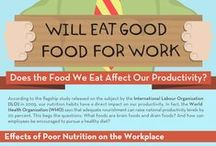 Healthy Workplace / Helpful hints to get you through your workday!