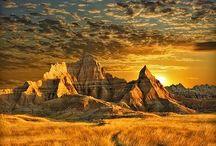 Travel - Dakotas & Upper Midwest / Travel inspiration in North Dakota, South Dakota, Wisconsin, Minnesota and Michigan