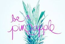 Pineapple / Abacaxi