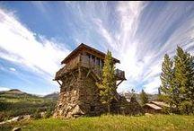 Log cabin dreams