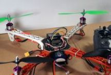 Drones, Quadcopters and RC