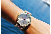 Nos montres / watch collection of LesBijouxDeGaou  www.lesbijouxdegaou.fr  Notre collection de montres ! De véritable petit bijoux !!  Mode femme