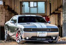 Modern muscle cars