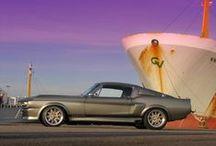 Mustang Spirit / Automobiles / by Carlos de Brito