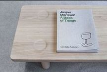 Flos | A Book of Things / Ten years after designing the Flos Professional Space, Jasper Morrison presents an exclusive preview of his new monograph A Book of Things, published by Lars Müller, accompanied by his latest creation for Flos, SUPERLOON