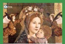 Flos | Antonello da Messina 2015 / FLOS is pleased to announce that it is technical sponsor of the exhibition'Renaissance: the  recomposed triptych of Antonello da Messina', open from June 25 to October 18 at the Bagatti Valsecchi Museum in Milan.