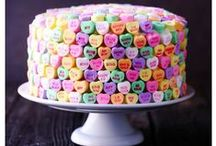 Valentine's Day / Treat your Valentine with these recipes and crafts.