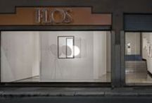 Flos | Fuorisalone 2016 / Flos's spaces all set up for Fuorisalone 2016: see the luminous Flos collections in our Professional Space and in our Flagship Store in Milan.
