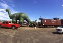 Inflatable Dinosaurs / Giant inflatable Realistic Dinosaurs