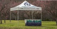 10' by 10' Pop Up Tents