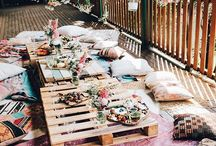 PARTY | BIRTHDAYS / I love throwing parties that are a little bit different and well thought out. Here I'm pinning the most unique ideas from the web that will hopefully inspire you to throw something spectacular!
