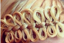 HairStyles That I Like.... / French Braids, Braids, Buns,HairBows, Some Short Hairstyles our cute to.