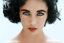 "PERSUADE: Elizabeth Taylor / I confess It took me a long time to ""get"" Elizabeth Taylor. The more you look at images of her you think - how can anyone be THAT beautiful!? She is so unique and stunning you understand how she persuaded all those men to marry her. / by Tracy John Creative Communications"