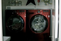 Laundry Rooms I Would Love / by Stephanie Pfeffer
