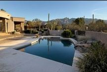 Tucson Real Estate / Search beautiful Tucson Homes and Real Estate in Tucson, Arizona AZ. Tucson Realtor Ian Taylor / by Oro Valley Real Estate Ian Taylor