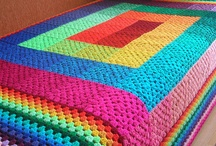I Love To Crochet and Knitting In My Free Time.  / by Stephanie Pfeffer
