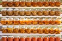 When we get busy canning and preserving ... / Once we grow it or catch it, we make like squirrels and preserve it. Here are pins of our preserving efforts, including the failures and what we've learned. We hope it inspires you to be your own supermarket!