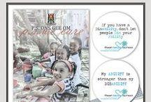 PSDF {Portfolio} / Creative Pulse Designs for Paarl School Development Foundation