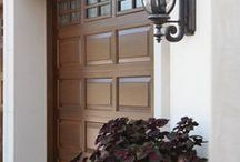 Garage Doors / We install and service garage doors for residential, commercial and builders in the area. / by Thomas V. Giel Garage Doors