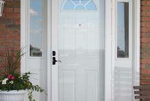 Storm Doors / by Thomas V. Giel Garage Doors