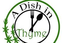 ADishNThyme Message Board / Leave a message here if you want to pin to one of my group boards.